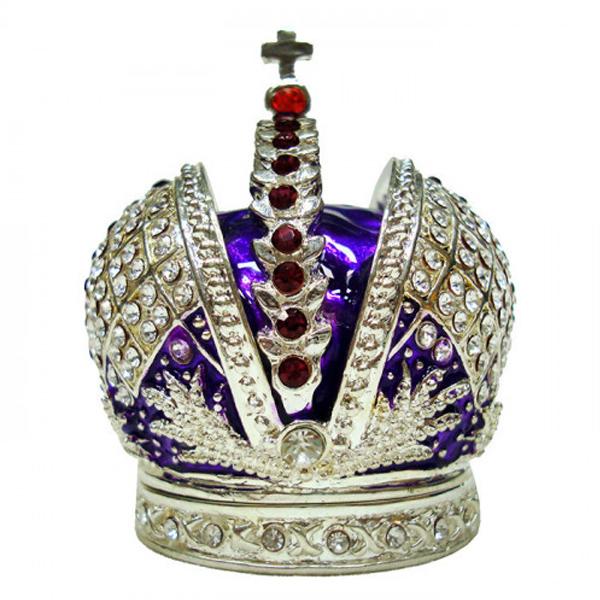 Шкатулка под Фаберже Царская корона