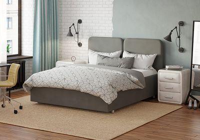 Кровать ProSon Plain Large с ПМ