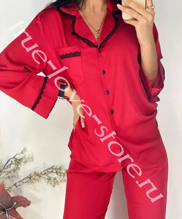 P_027- Цена за 3 штуки, Пижама  (M,L,XL)