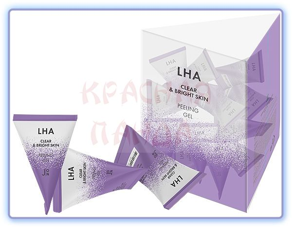 Пилинг-гель для лица J:ON LHA Clear and Bright Skin Peeling Gel