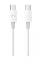 Кабель Type-C/Type-C Xiaomi ZMI 200 см 60W AL308 (Белый)
