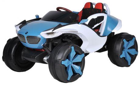 Электромобиль (2021) F808-B 4WD синий