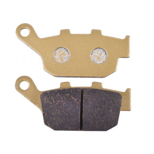 Колодки тормозные задние Honda CB-1 / CB400 92-98 / CB500F/X 13+ / CBR250 87+ / CBR400 88-98 / CBR500R/RA 13+ / NT650 / NX650 / VFR400R 90-94 / XL600V / XL650V 00-10 / XRV750 90-01