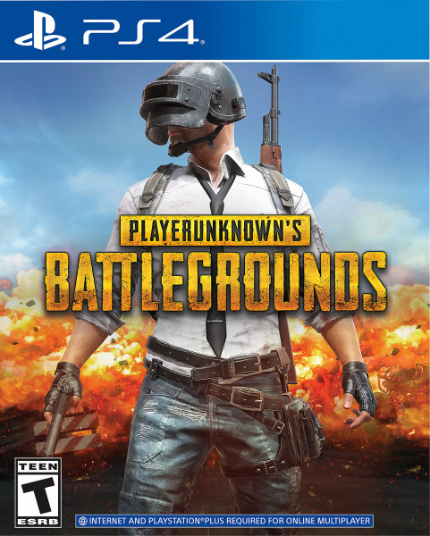 Игра PlayerUnknown's Battlegrounds (PS4)