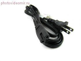 Арендовать Американская вилка A-type с кабелем 120 см
