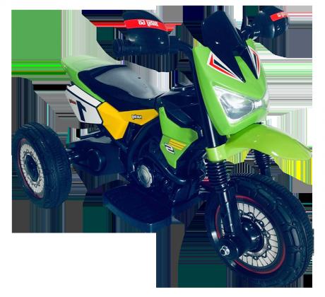 Детский электромобиль (2020) GTM2288-A Зеленый