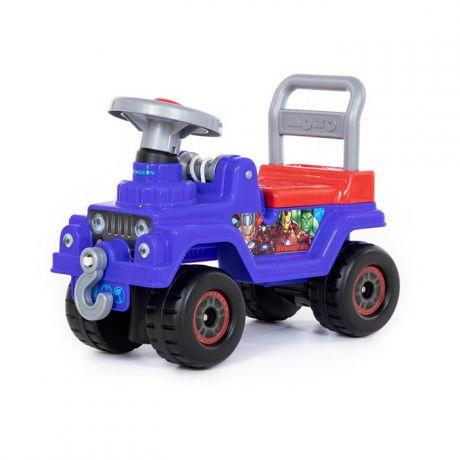 Автомобиль-каталка джип Marvel Мстители