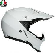 Шлем AGV AX-8 Evo, Белый