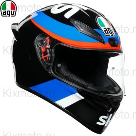 Шлем AGV K-1 VR46 Sky Racing Team