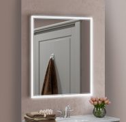 Зеркало с подсветкой Alavann Emma 80