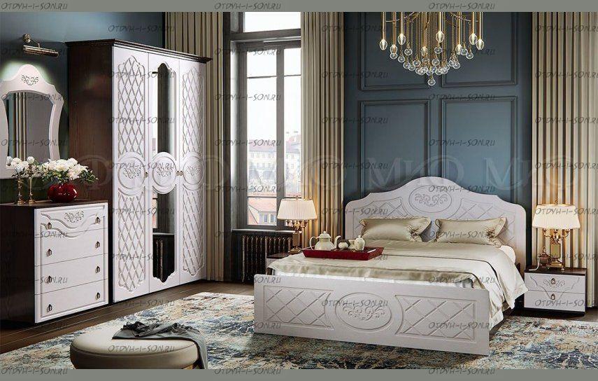 Спальня Престиж, 2 цвета