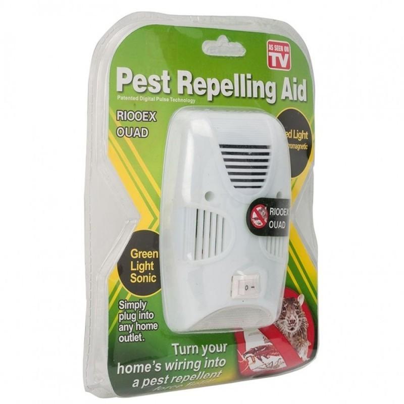 Отпугиватель насекомых и грызунов Pest Repelling Aid