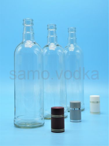 Бутылка 1л Гуала