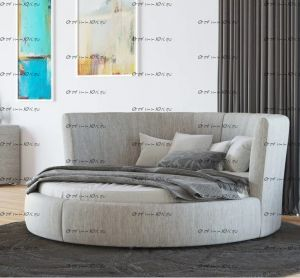 Кровать круглая Амстердам 1002.МО б/о