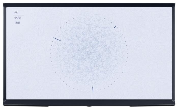 """Телевизор QLED Samsung The Serif QE49LS01RBU 49"""" (2019)"""