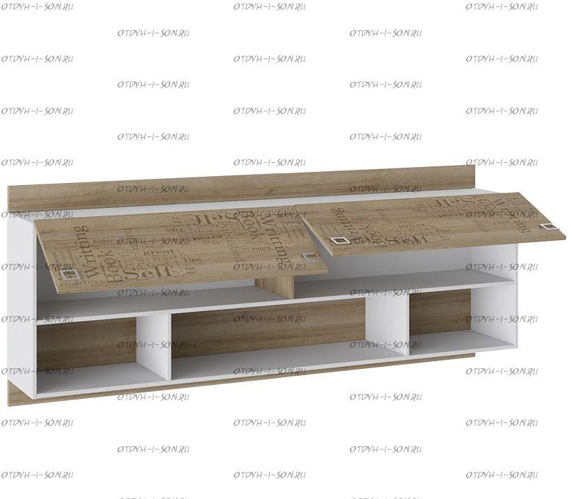 Шкаф настенный Оксфорд ТД-139.12.21 (205х37х83)