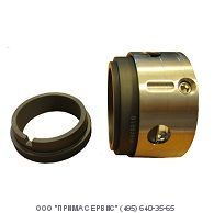 Торцевое уплотнение 16mm 58U BP AAS1S1