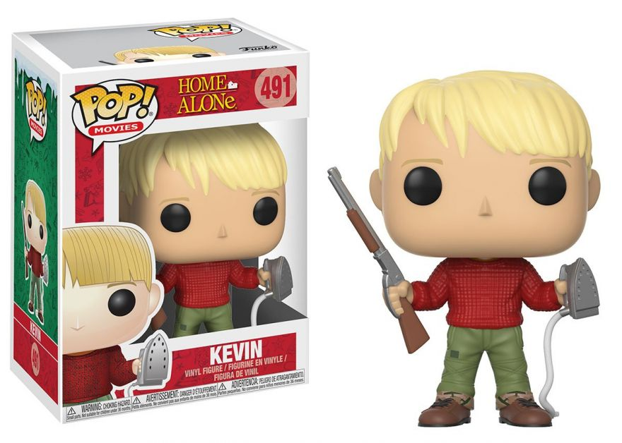 Фигурка Funko POP! Vinyl: Home Alone: Kevin 21778