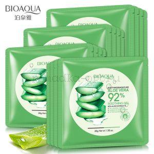 Оригинал Увлажняющая маска aloe vera soothing gel 92% bioaqua