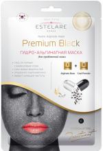 ГИДРО-Альгинатная маска Premium BLACK для проблемной кожи  55 г