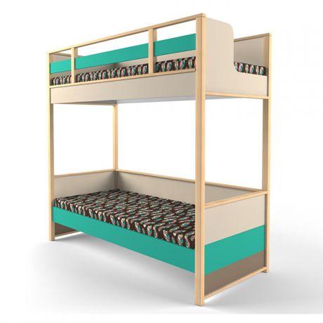 Кровать 2х-ярусная универсальная Робин Wood
