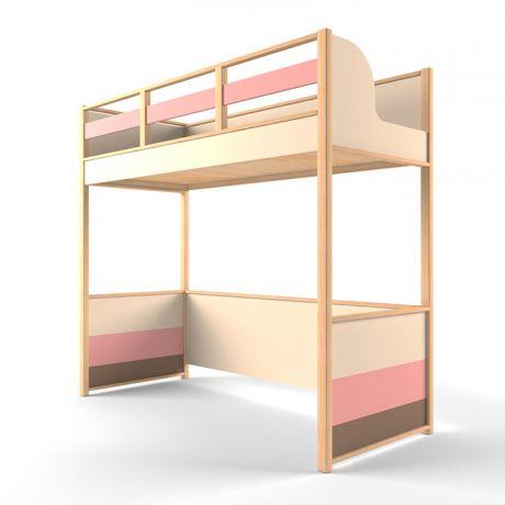 Кровать Чердак универсальная Робин Wood