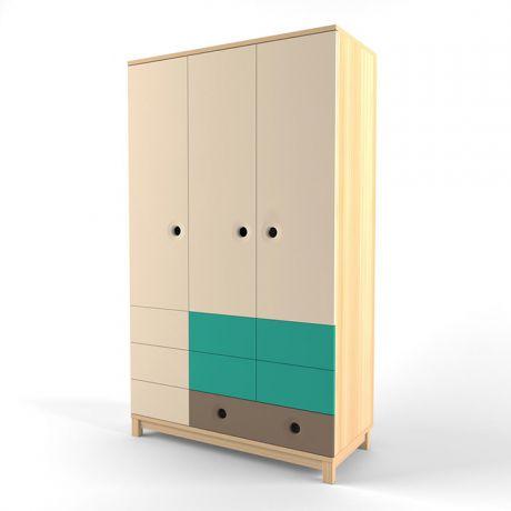 Шкаф 3-х створчатый Робин Wood
