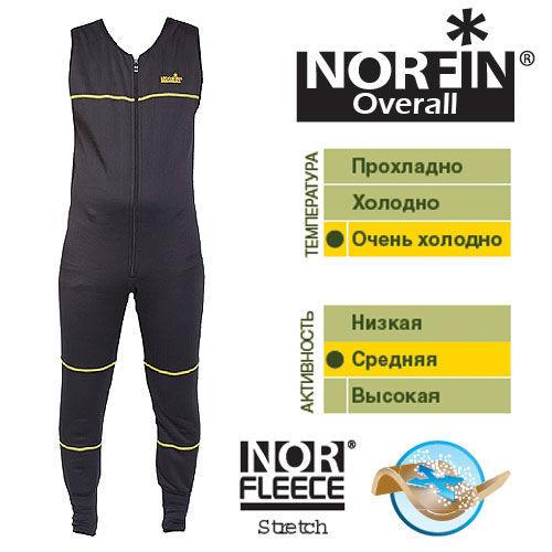 термобелье под забродники Norfin OVERALL