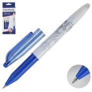 Ручка гелевая со стираемыми термочувствительными чернилами, цвет - синий (арт. S 2628)