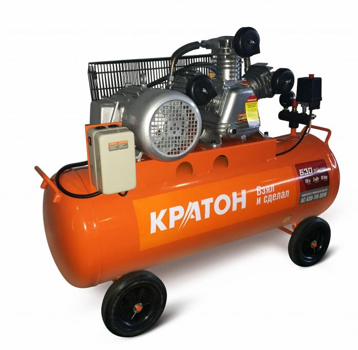 Компрессор Кратон AC-300-100-BDV