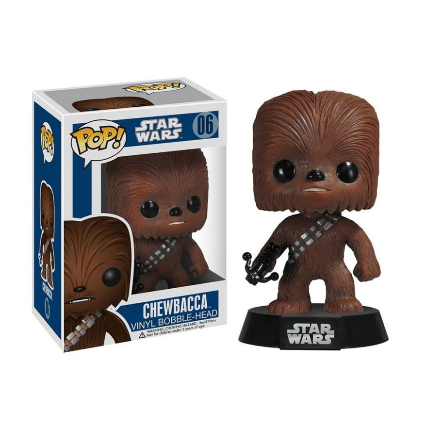 Фигурка Funko POP! Bobble: Star Wars: Chewbacca 2324