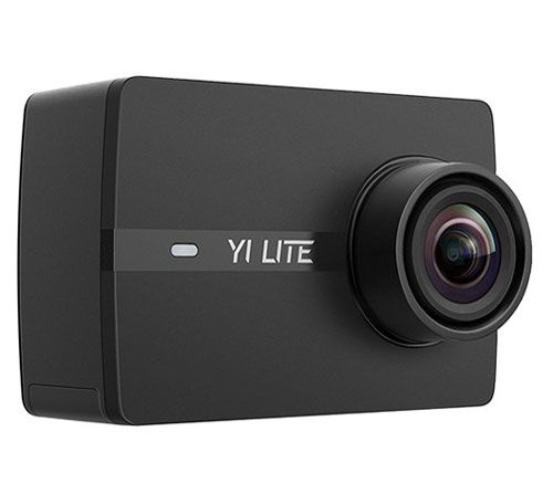Экшн-камера YI Lite Action Camera
