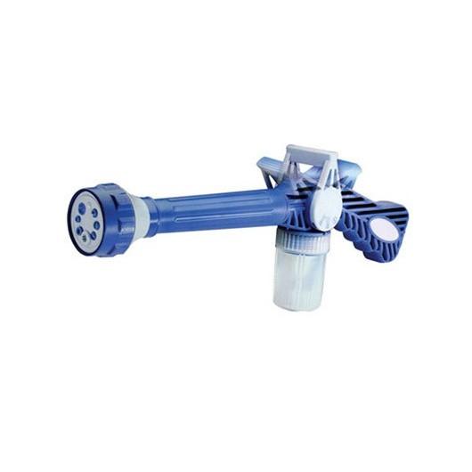Многофункциональная насадка-распылитель воды на шланг Ez Jet Water Cannon