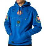 Fox Mawlr Po Fleece Limited Edition Royal Blue толстовка