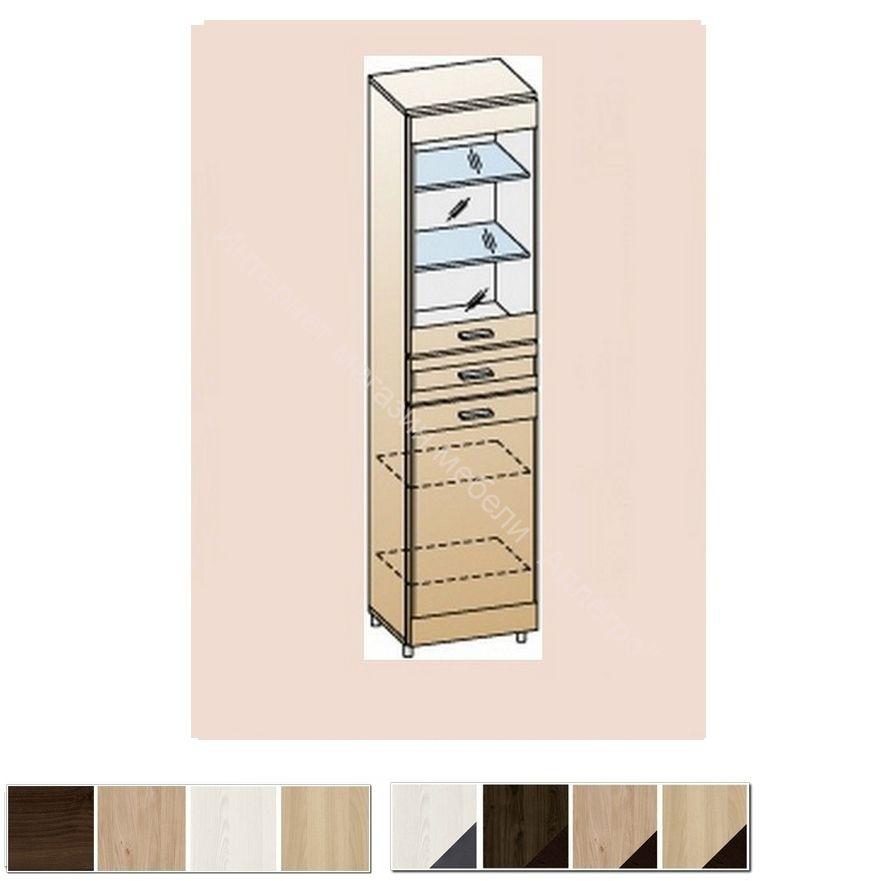 Шкаф многофункциональный ШК-2646 Камелия