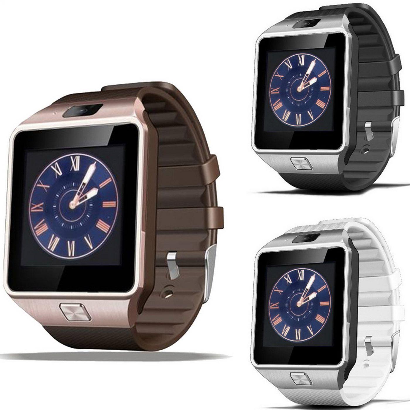 Инновационные часы smart watch dz09 3в1