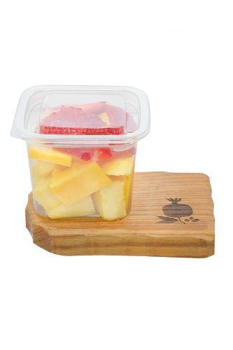 .Фруктовый микс клубника, ананас, манго 220г