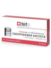 Гиалуроновая кислота и Экстракт плаценты
