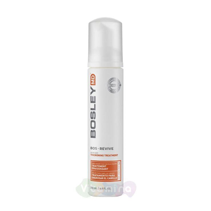 BOSLEY MD Уход-активатор от выпадения и для стимуляции роста волос (для окрашенных волос) BOSRevive Color Safe Thickening Treatment, 200мл.