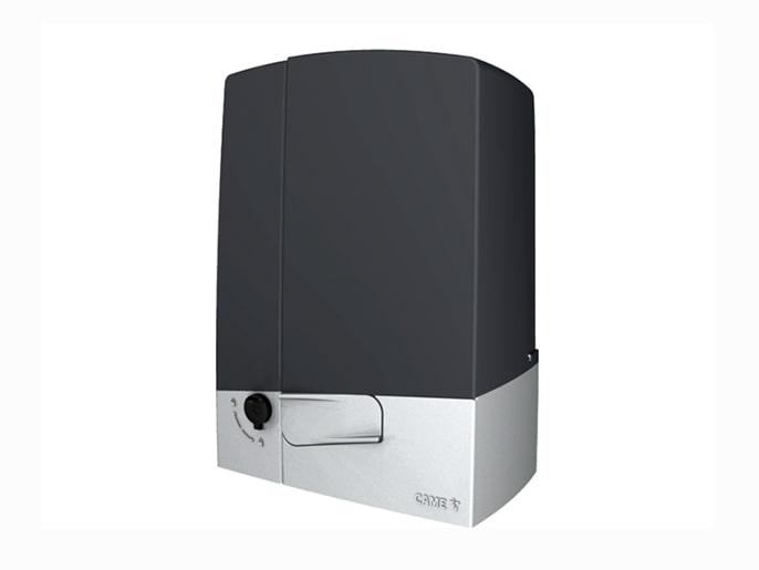 BXV10AGS Привод 24 В для откатных ворот. Встроенный блок управления ZN7 (801MS-0230)