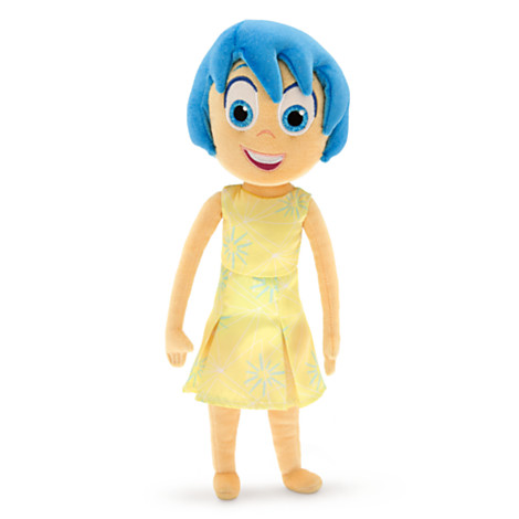 Мягкая игрушка кукла Радость мультфильм Головоломка