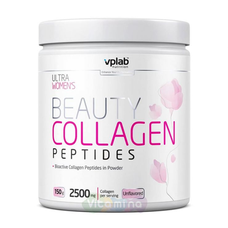 VPLab Коллаген Beauty Collagen Peptides, 150 гр