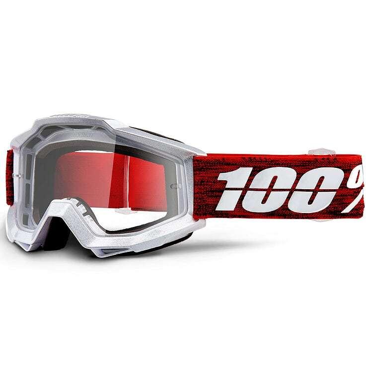 100% - Accuri Graham Clear Lens, очки