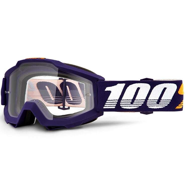 100% - Accuri Grib Clear Lens, очки