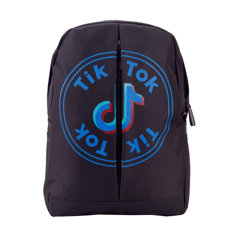 Рюкзак Tik Tok черный