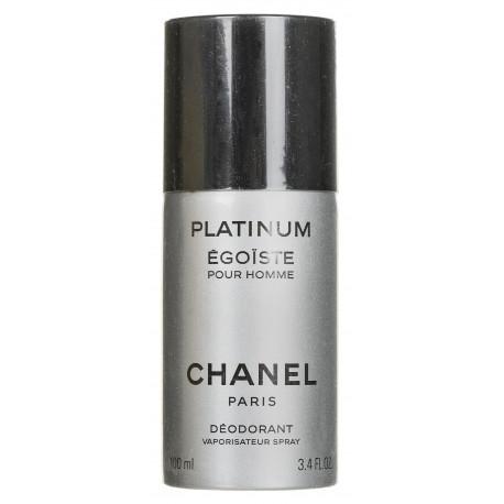Парфюмированный дезодорант Chanel Egoist Platinum 200 ml (Для мужчин)