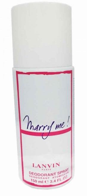Парфюмированный дезодорант Lanvin Merry Me 150 ml (Для женщин)