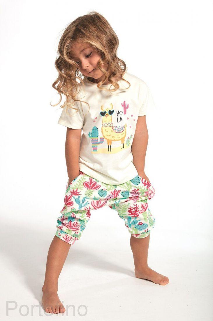480-81 Пижама для девочек Cornette