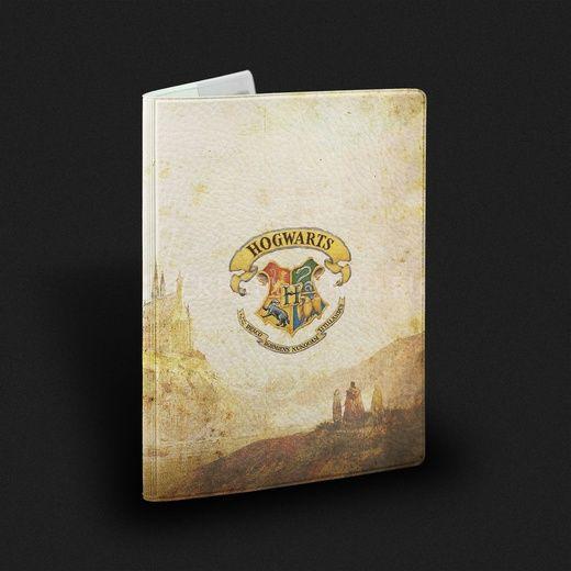 Обложка на паспорт  Hogwarts
