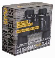 Бинокль Levenhuk Sherman PLUS 8x42 - упаковка